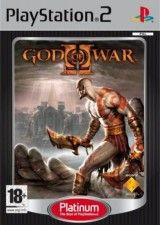 Игра God of War II (2) Platinum Русская Версия для PS2