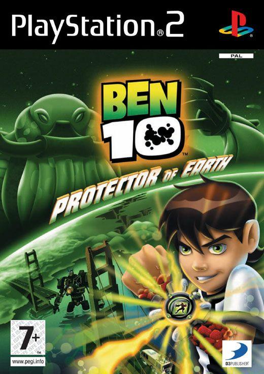 скачать игру бен 10 защитник земли через торрент на пк