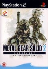 Metal Gear Solid 2: Substance (PS2)