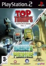 Top Trumps: Horror and Predators (PS2)