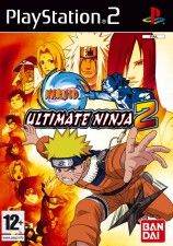 Игра Naruto: Ultimate Ninja 2 для PS2