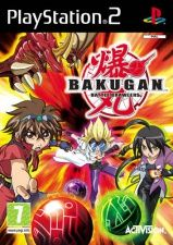 Игра Bakugan: Battle Brawlers для PS2