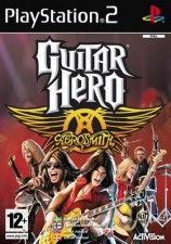 Игра Guitar Hero: Aerosmith для PS2
