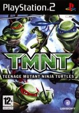Игра TMNT: Teenage Mutant Ninja Turtles для Sony PS2