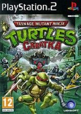 Игра TMNT: Teenage Mutant Ninja Turtles: Схватка для Sony PS2